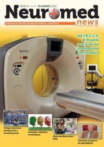 Neuromed News Dicembre 2016 copertina