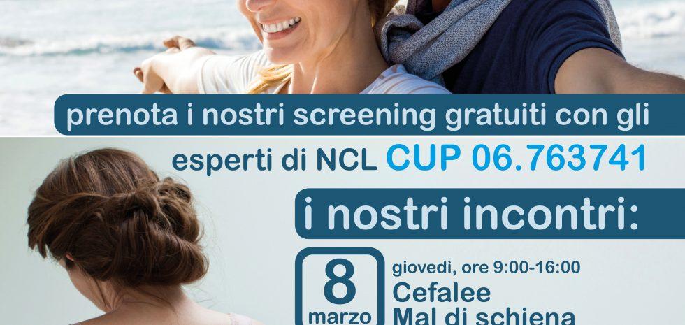 locandina open day marzo