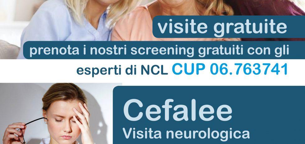 Previeni cefalee e osteoporosi a Roma